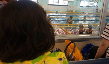 夏季短期スイミングスクール